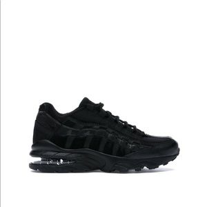 "▪️Nike Air Max 95 ""Black Suede"" (GS)"